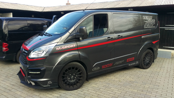 ford transit remap